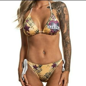 DROPS APRIL 23RD!!! Sinful By Affliction Bikinis